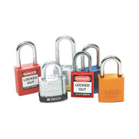 Padlocks and Padlock Labels