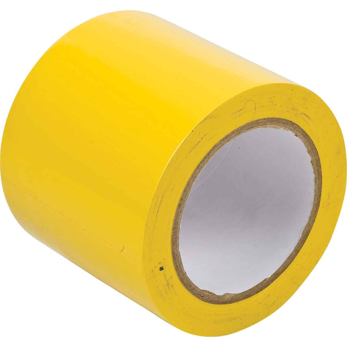 "BRADY 102838 B726 Aisle MarkingTape 4"" Yellow 4"" X 36 YARDS"