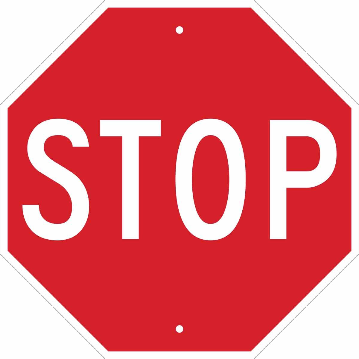 Brady Part: 113280 | STOP Sign | BradyID.com