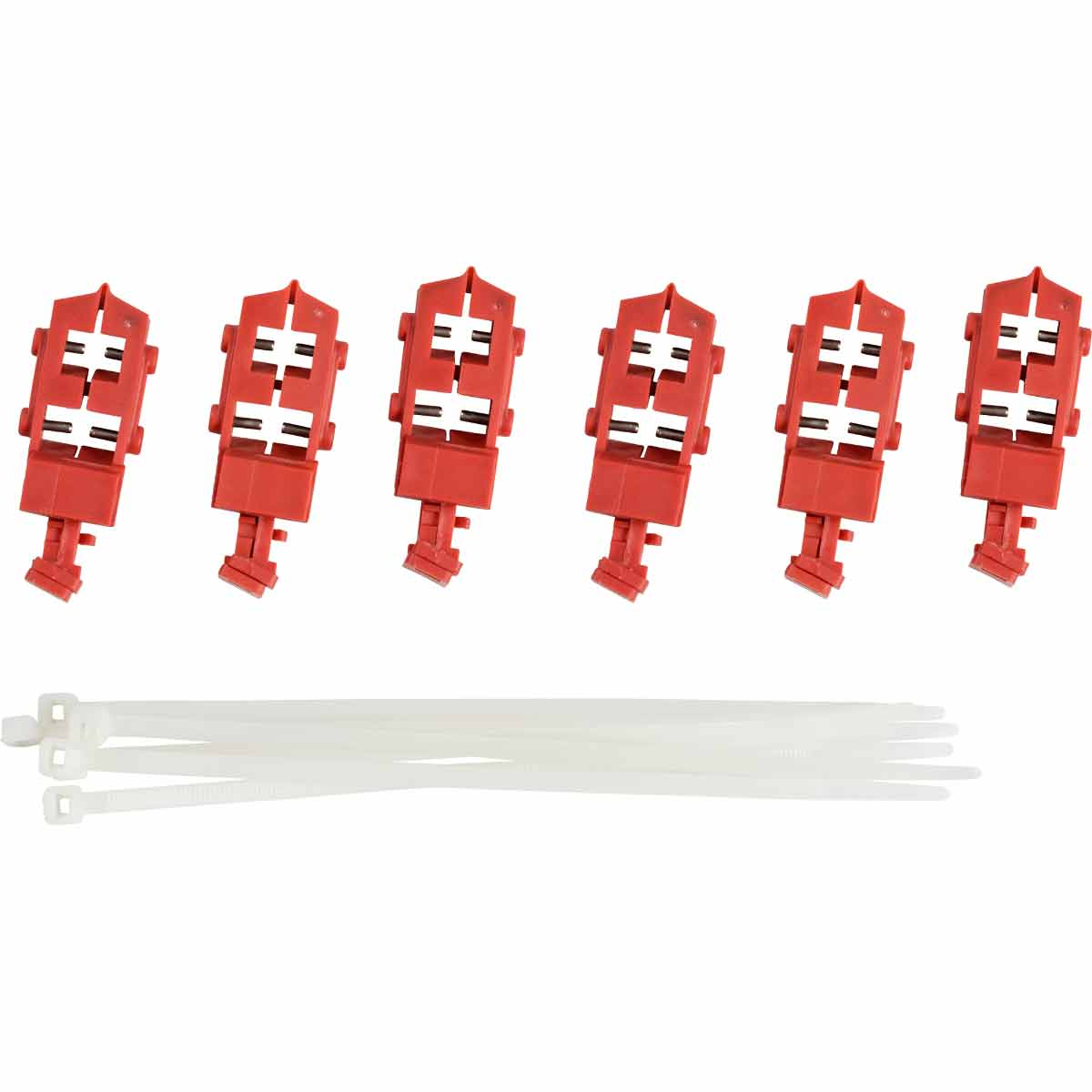 Brady 148694 Taglock Snap On Circuit Breaker Lo Blk50 Gordon Electric Supply Inc