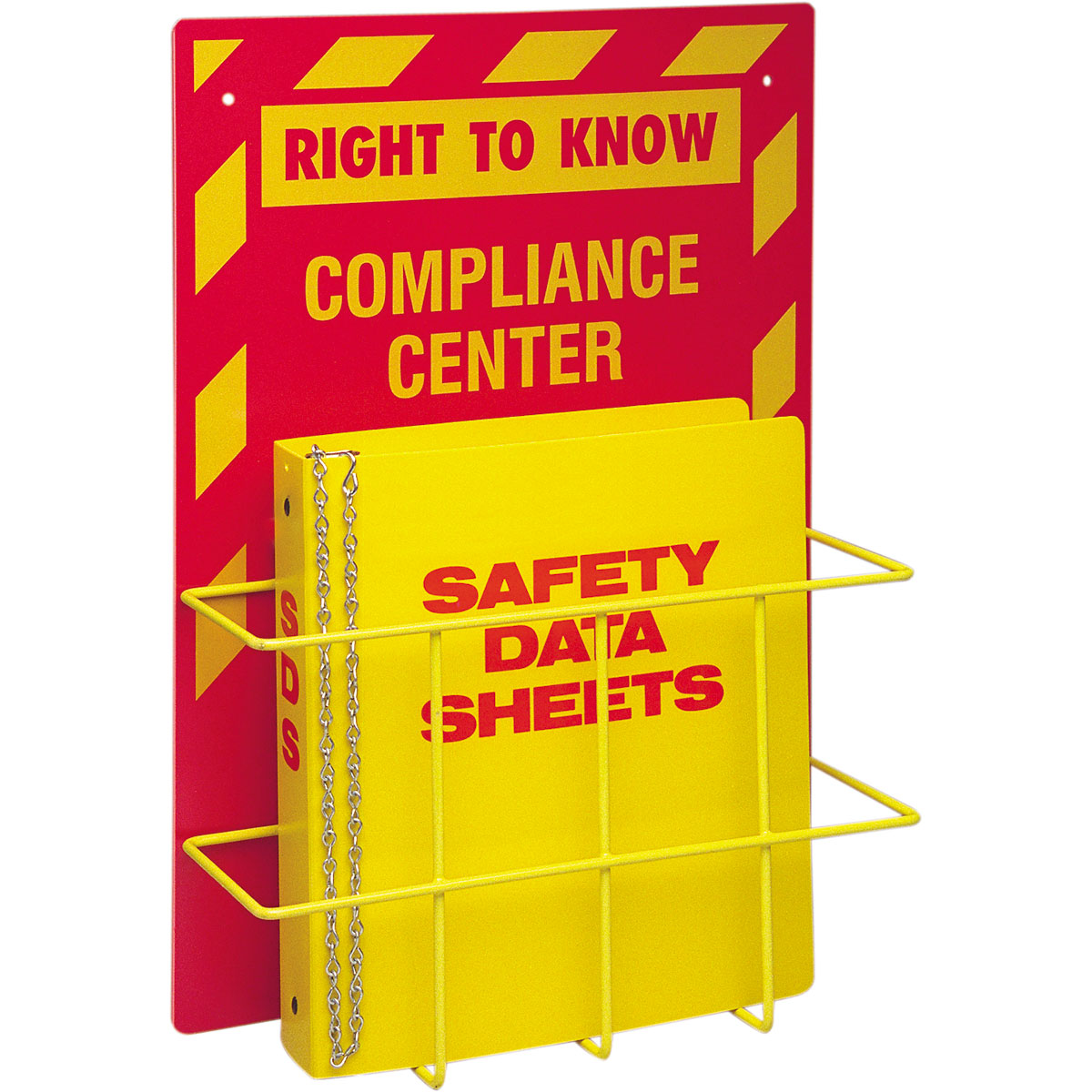 RTK Compliance Center W/MSDS Binder