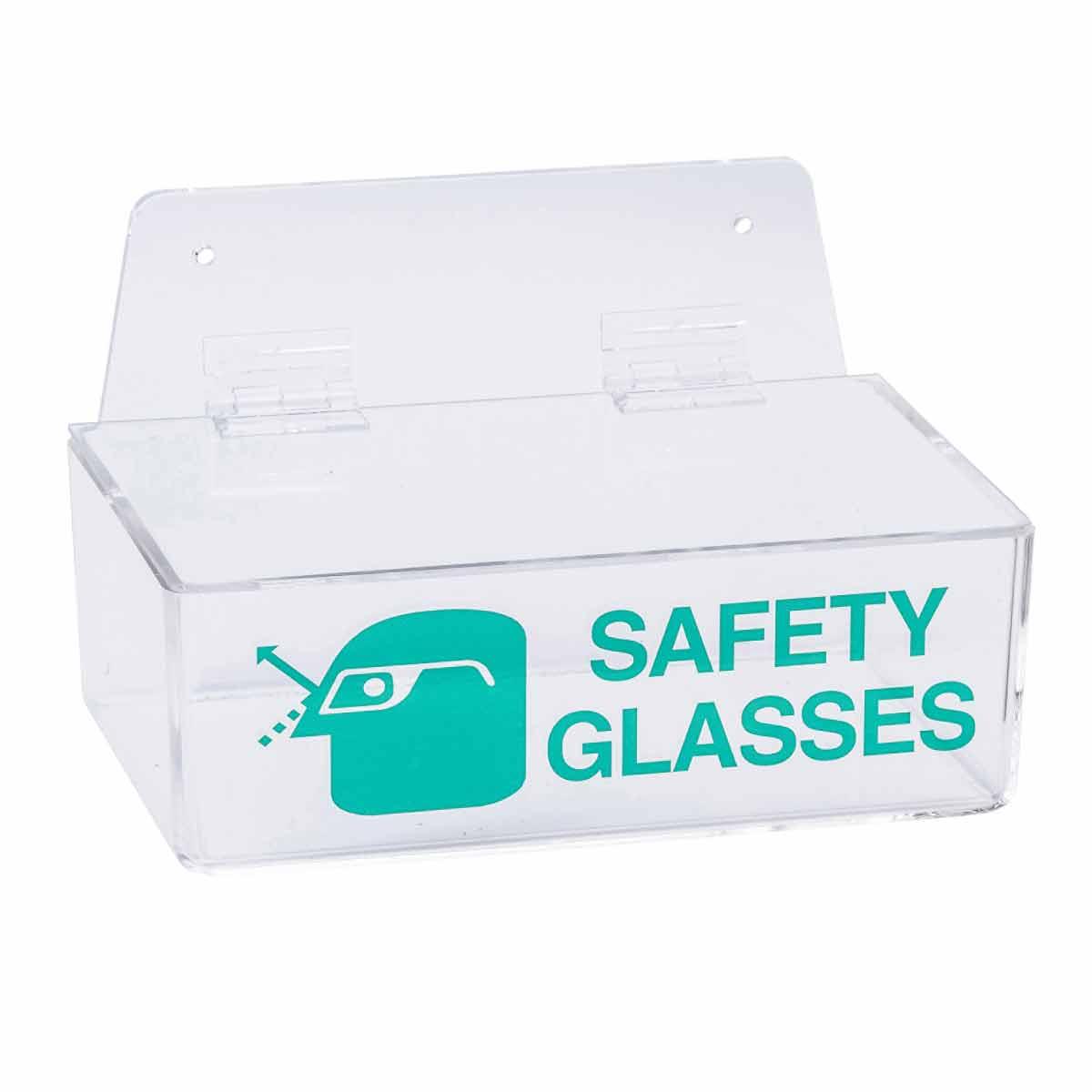 BRADY 2011L Prinzing Safety GlassHolder W/Lid