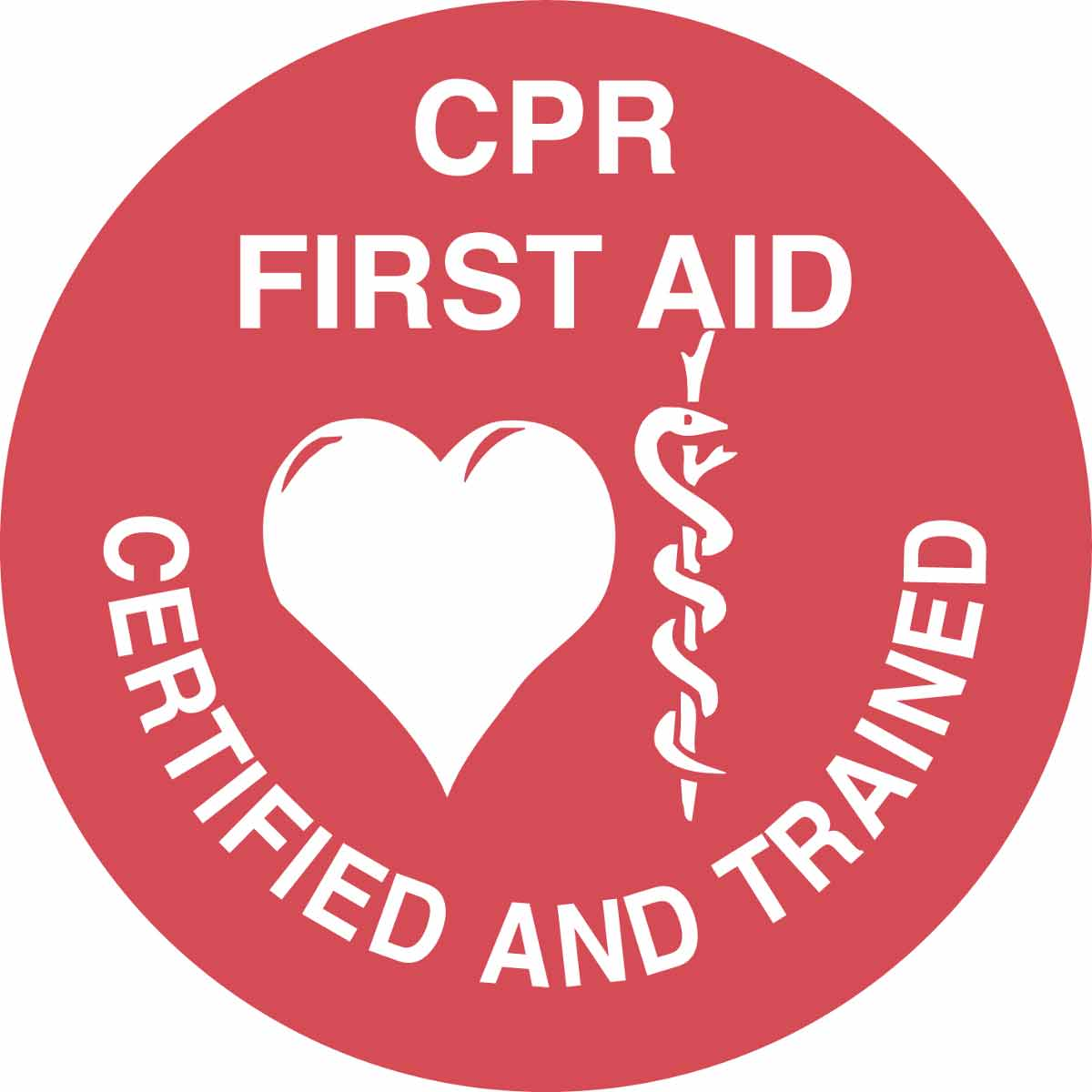 Brady part 42234 cpr first aid certified and trained hard hat brady part 42234 cpr first aid certified and trained hard hat labels bradyid xflitez Choice Image