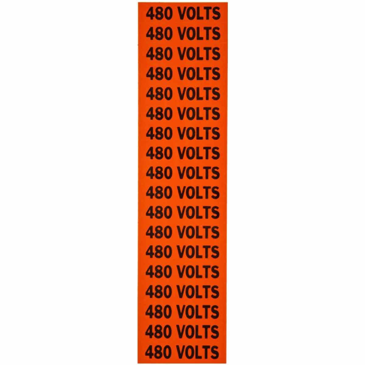 BRADY 44315 CONDUIT & VOLTAGEMARKER
