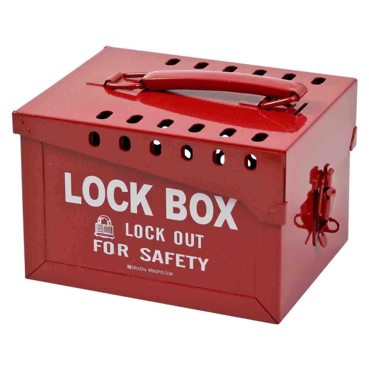 BRADY 51171 LOCK BOX /LOCKOUT FOR S