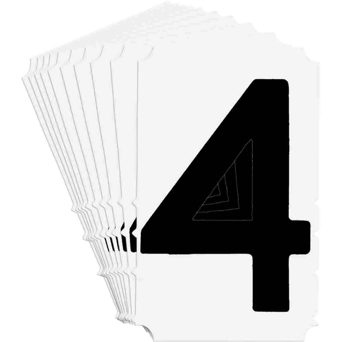 BRADY 5140-4 QUIK-ALIGN TEN PACK