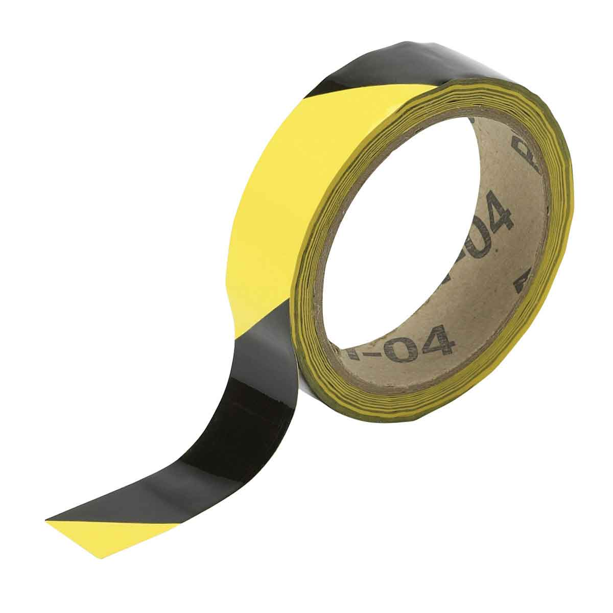 BRADY 55300 WARNING STRIPE TAPE, VI