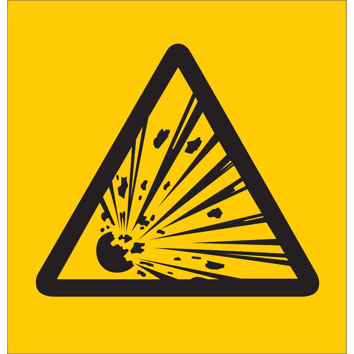 Hasil gambar untuk explosive symbol symbol