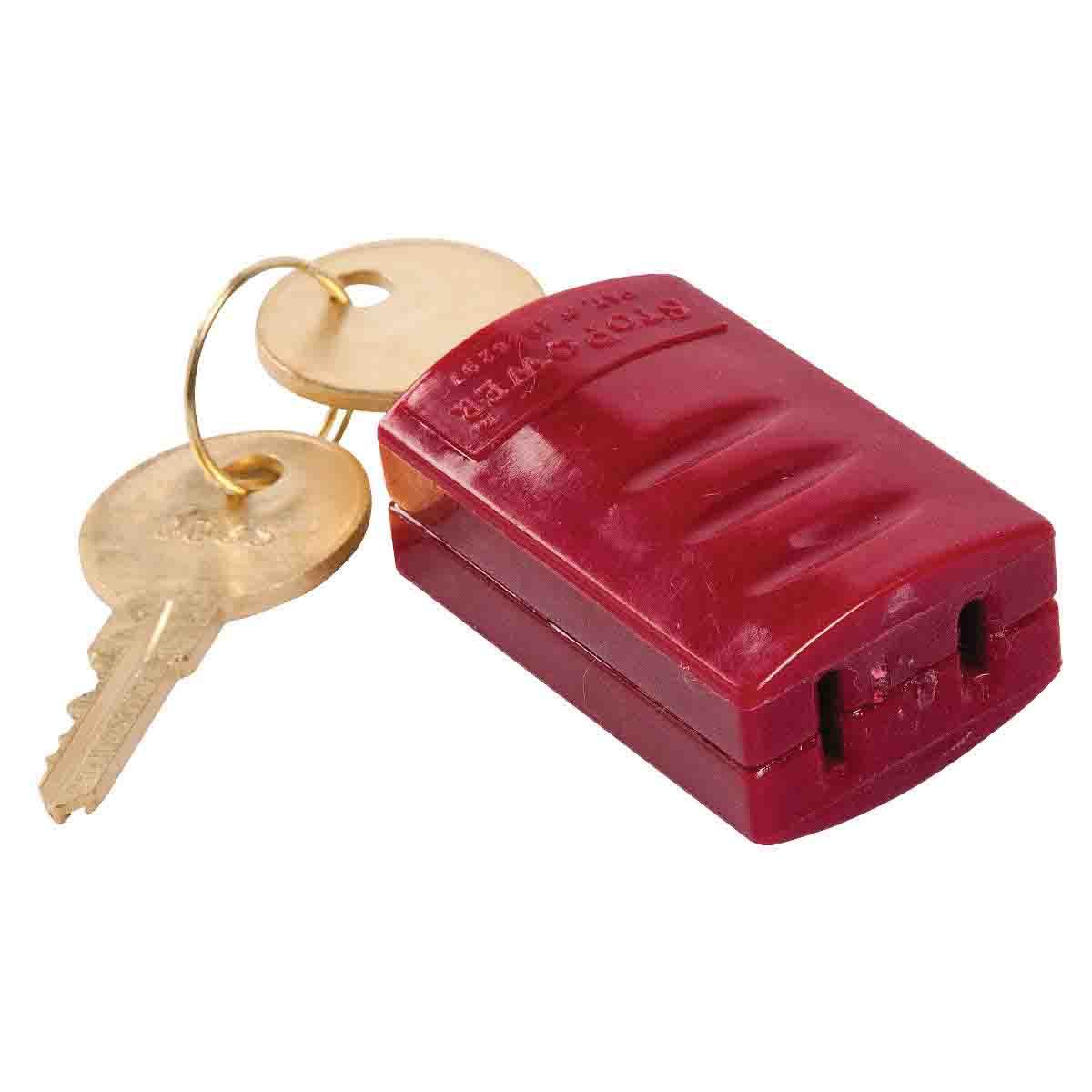 BRADY 65673 RED STOPOWER