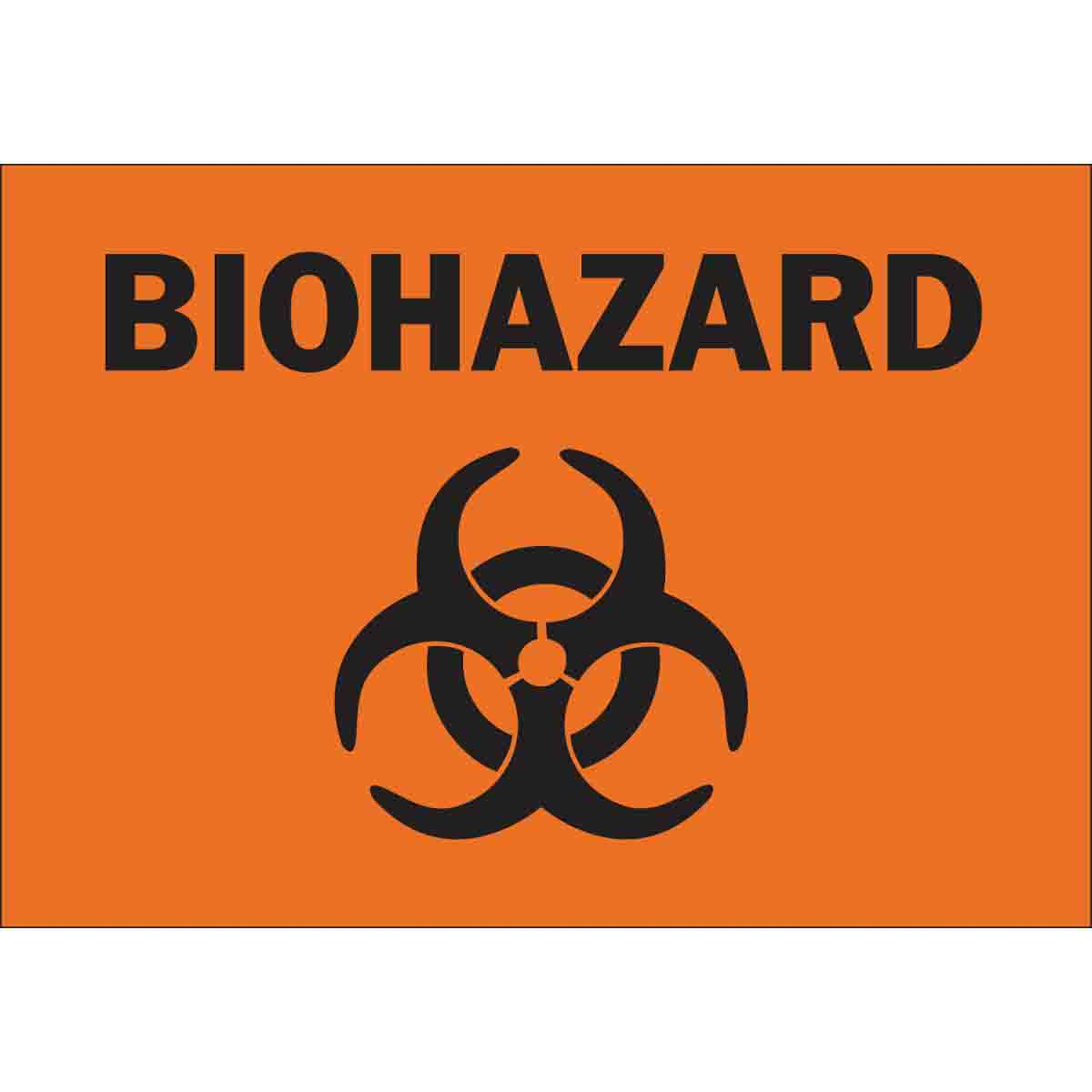 picture relating to Printable Biohazard Sign identify Biohazard Indicator