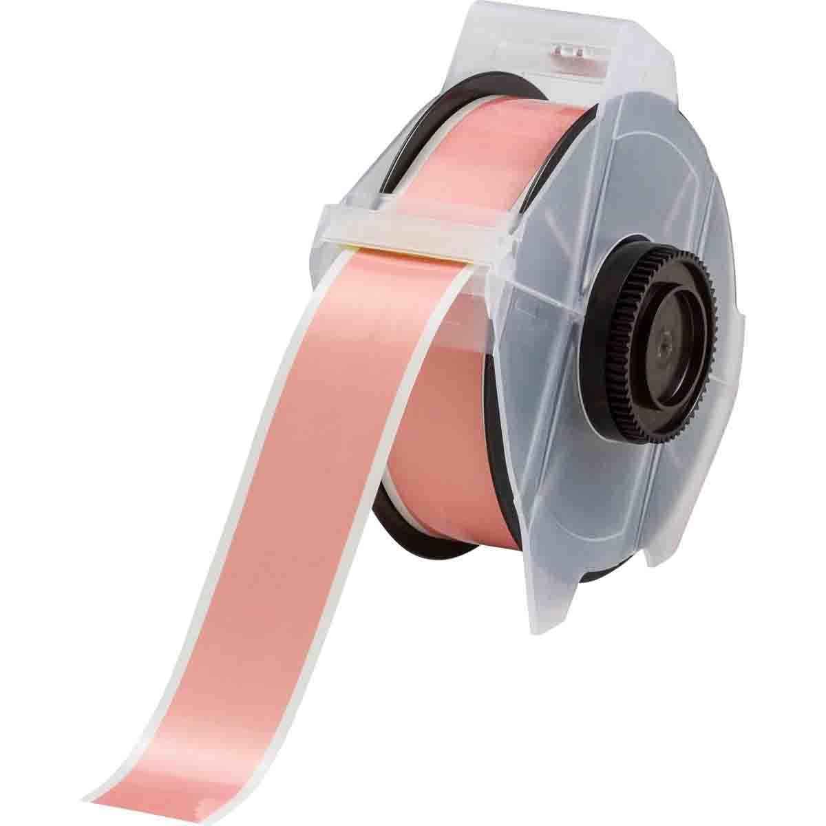 Orange Tape B-569 Hi-Performance Polyester Brady 76636 GlobalMark 100 Length x 2.25 Width