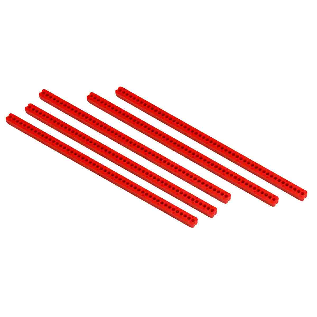 "BRADY 90892 EZ 480/600V 7.6"" REDBLOCKING BAR 5/PK"