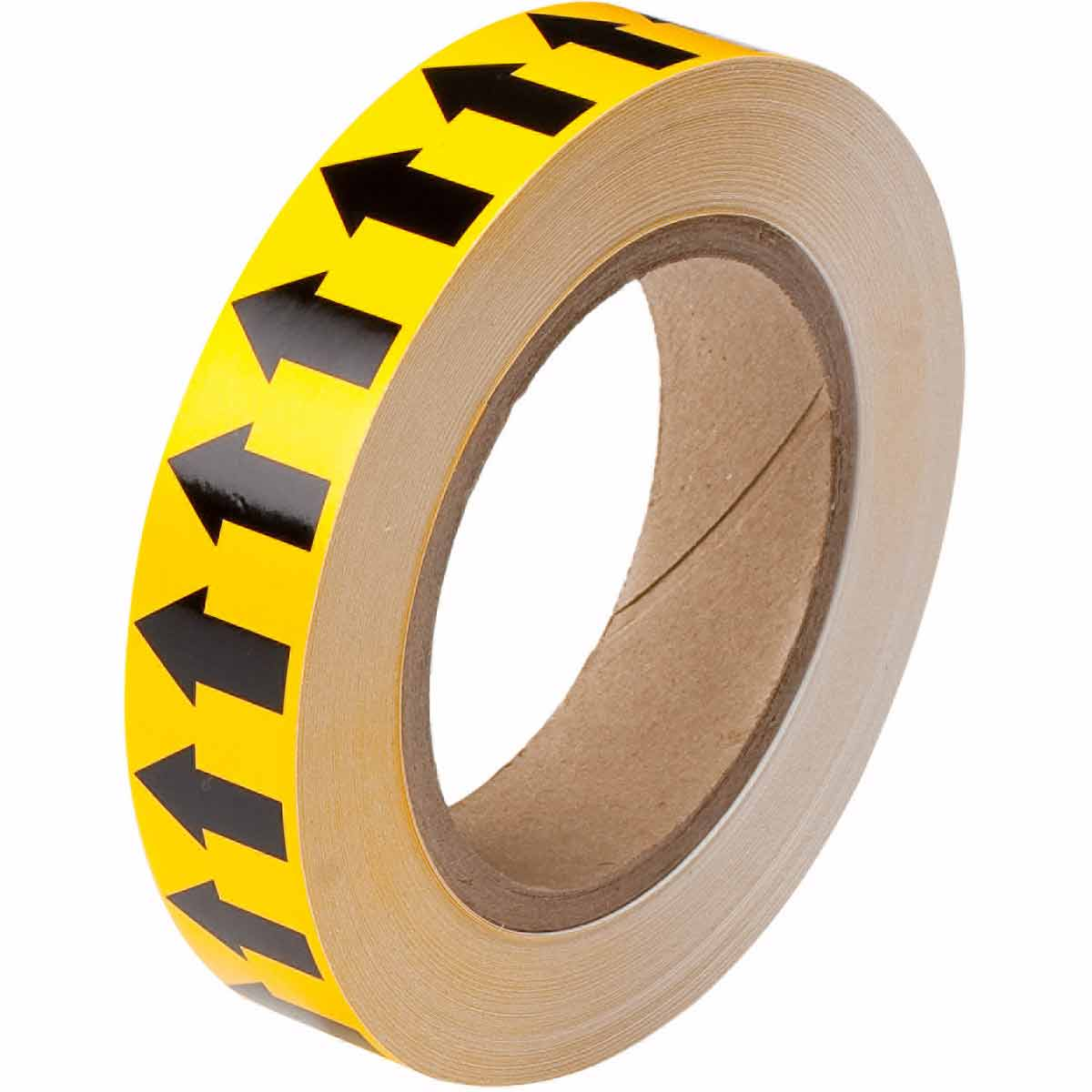 BRADY 91424 1 YELLOW ARROW TAPE
