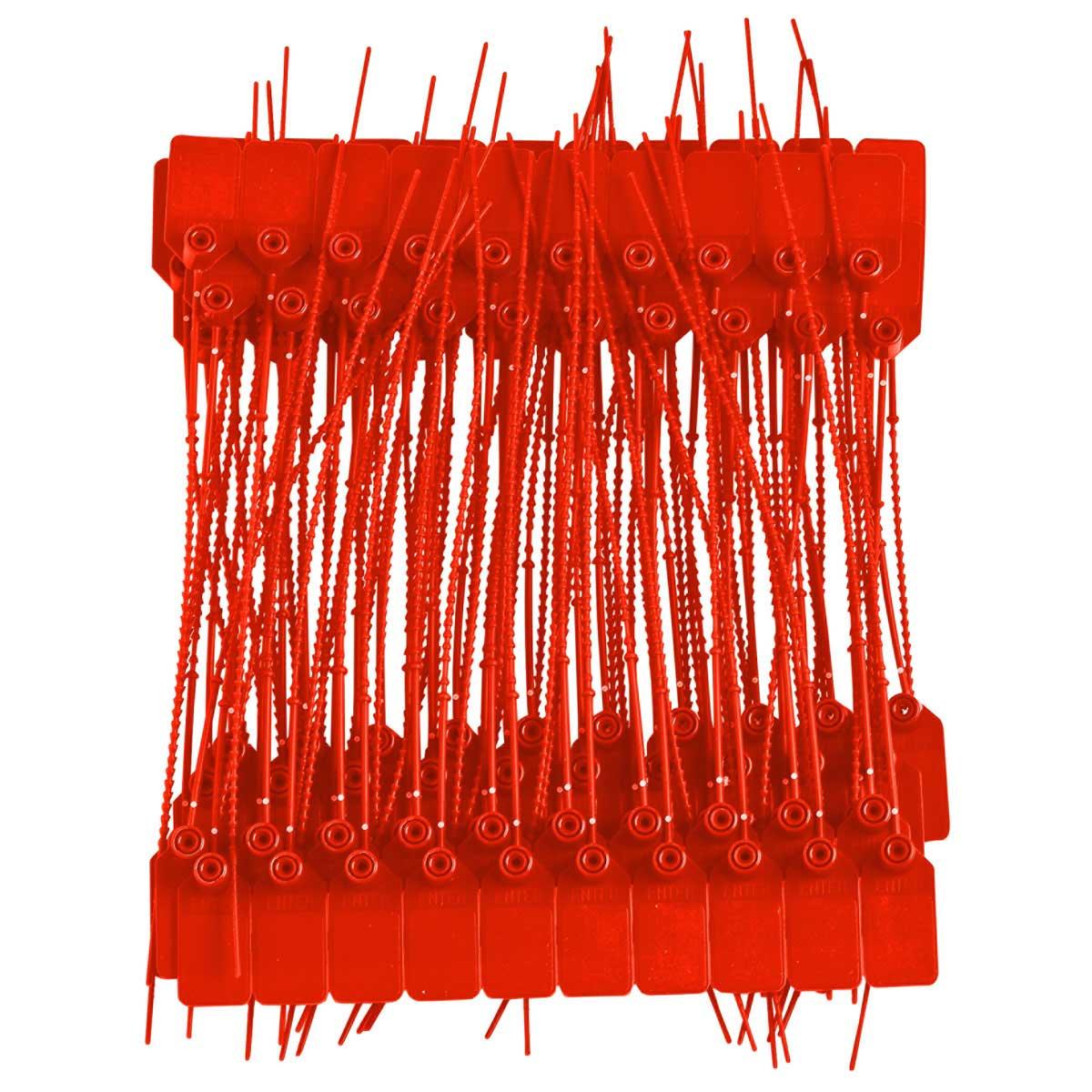 BRADY 95150 UL FIRE EXTINGUISHERSEALS RED