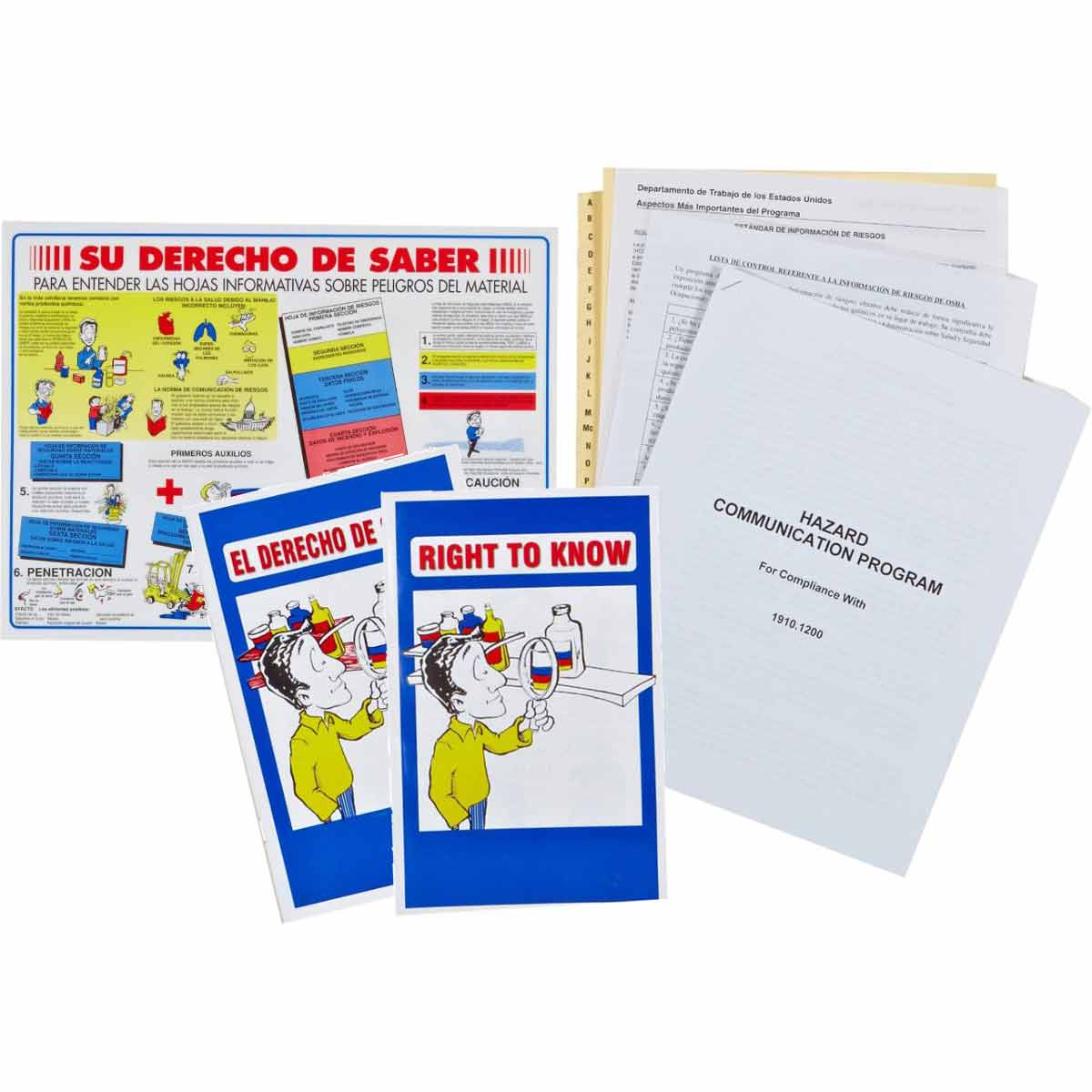 MSDS Training Binder Insert