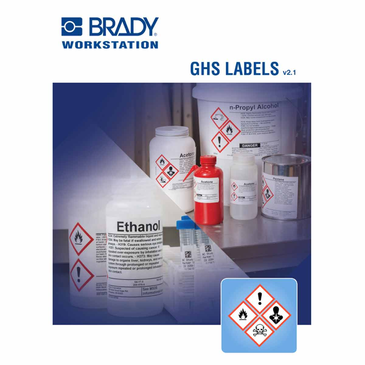 BWRK-GHS-DWN BRADY DOWNLOAD FOR GHS LABELS APP 75447354274