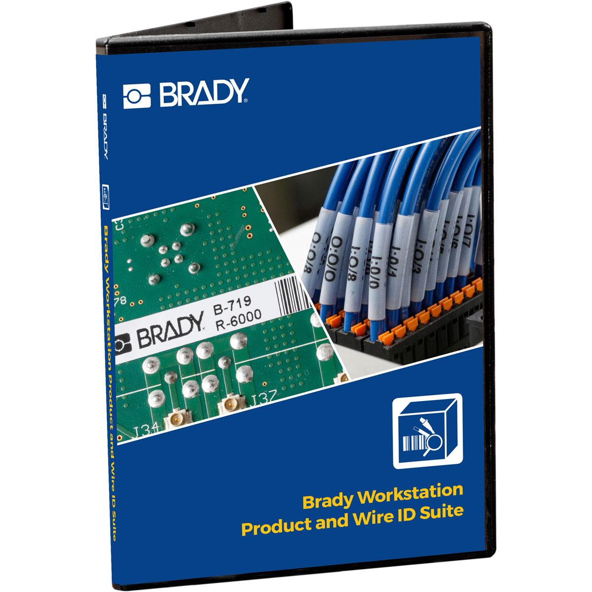 Brady Part: BWS-PWIDS-CD | 149192 | Brady Workstation Product and ...