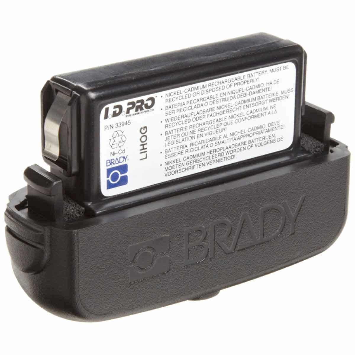 BRADY IDPRO-BP Battery Pack