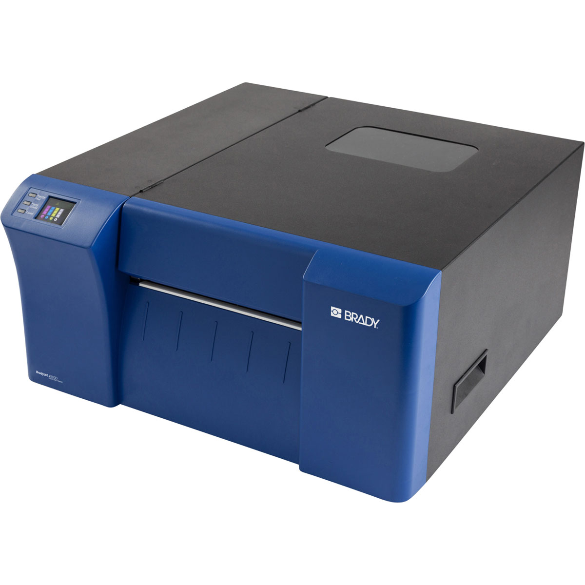 Color printer label - Bradyjet J5000 Color Label Printer