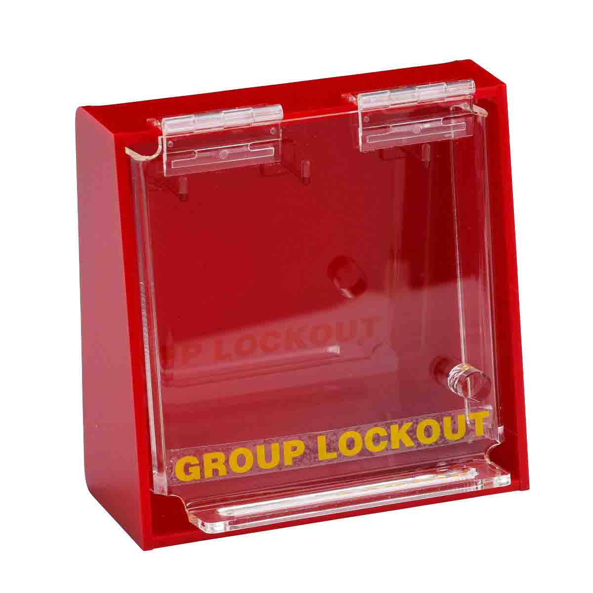 Acrylic Box To Hang On Wall : Brady part lg e  acrylic wall lock box