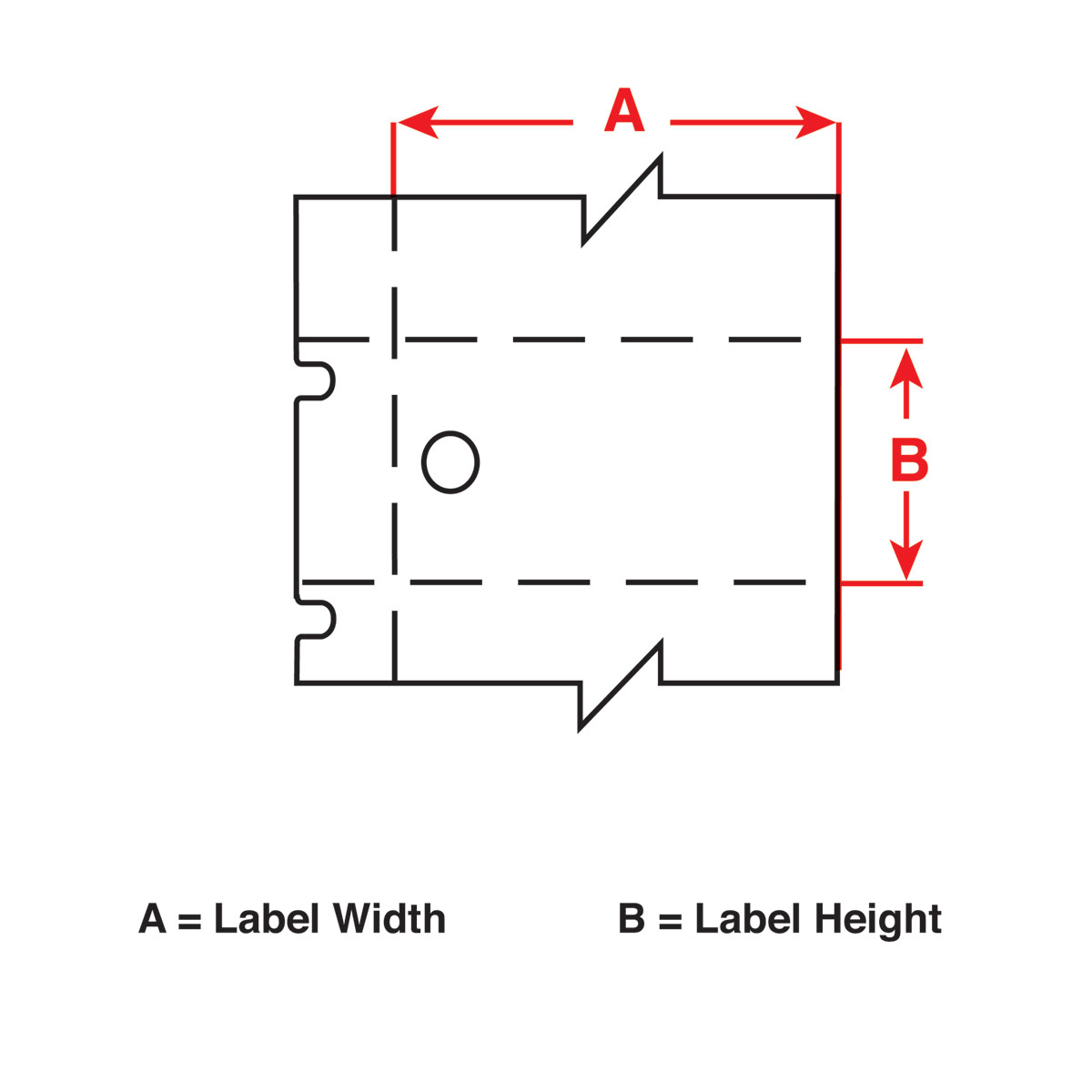 brady label templates - brady part m71 36 109 bmp71 tags