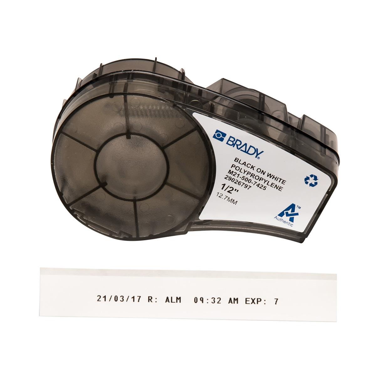 BRAM21-500-7425 LABEL,BMP21,B7425,0.5