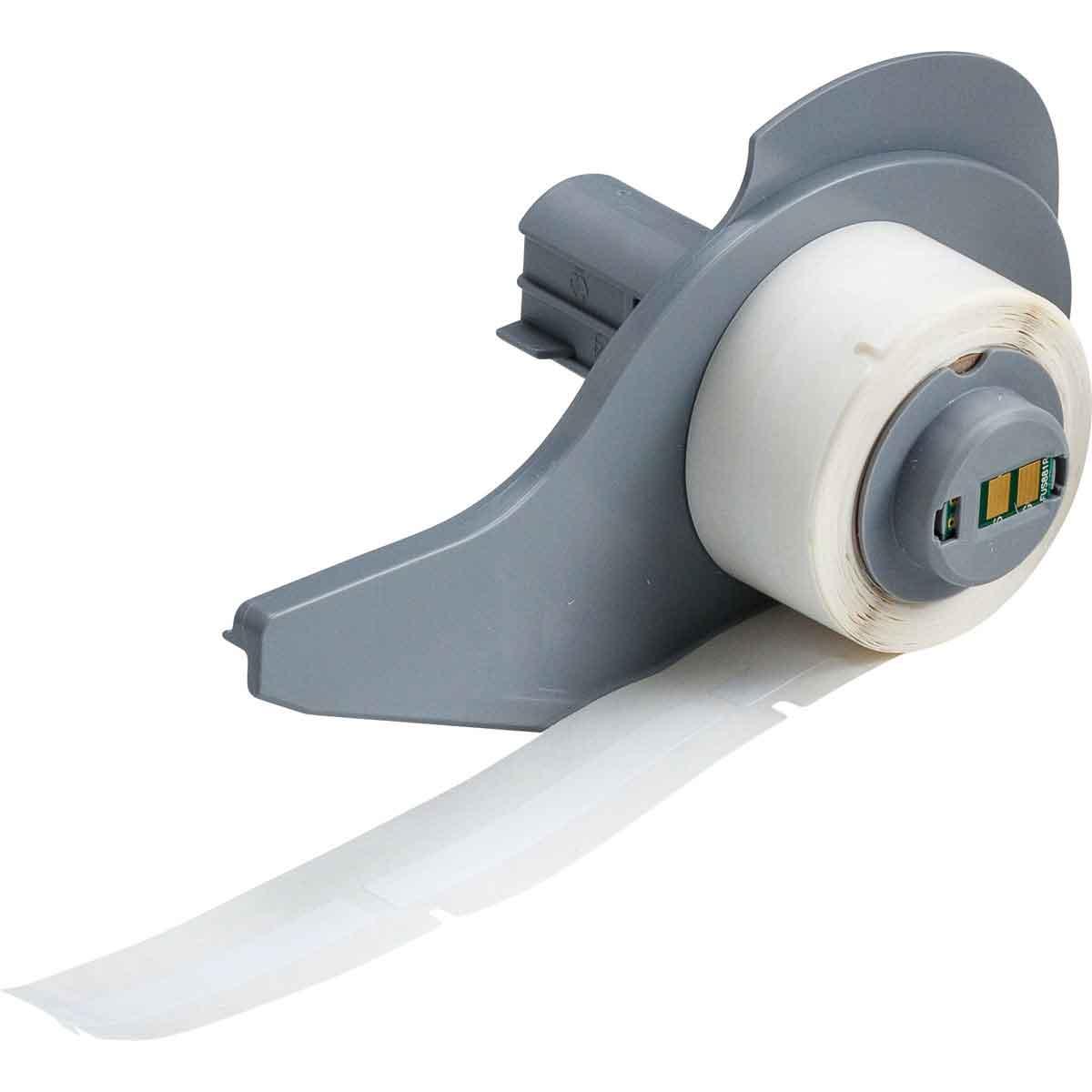 Gloss Finish White BradyBondz Label 100 per Roll Brady PTL-20-483 TLS 2200 and TLS PC Link 2 Width x 1 Height B-483 Ultra Aggressive Polyester
