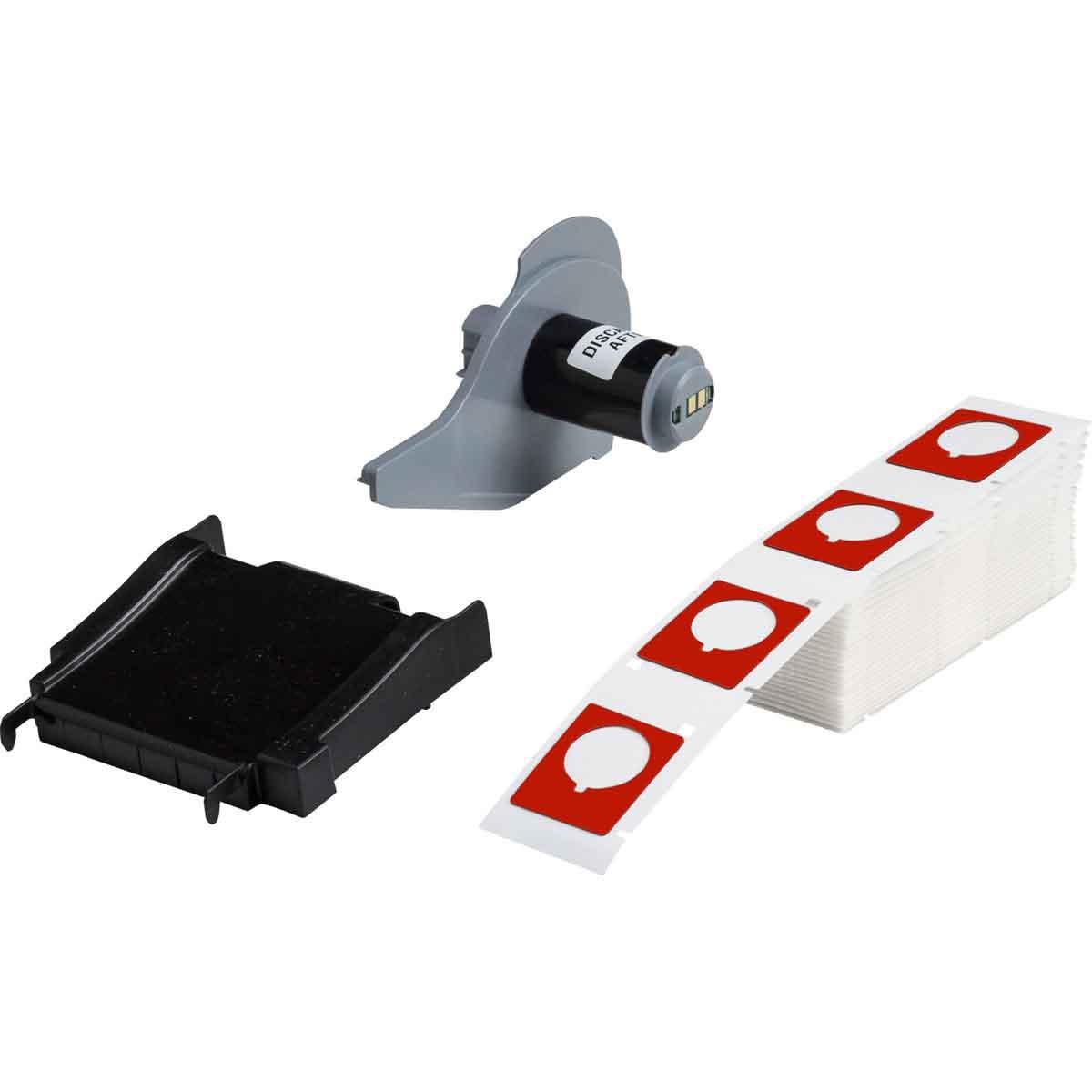 Brady Part M71ep 167 593 Rd 115044 71 Foam Backed Raised Panel Mounted Push On Hazard Switch Labels