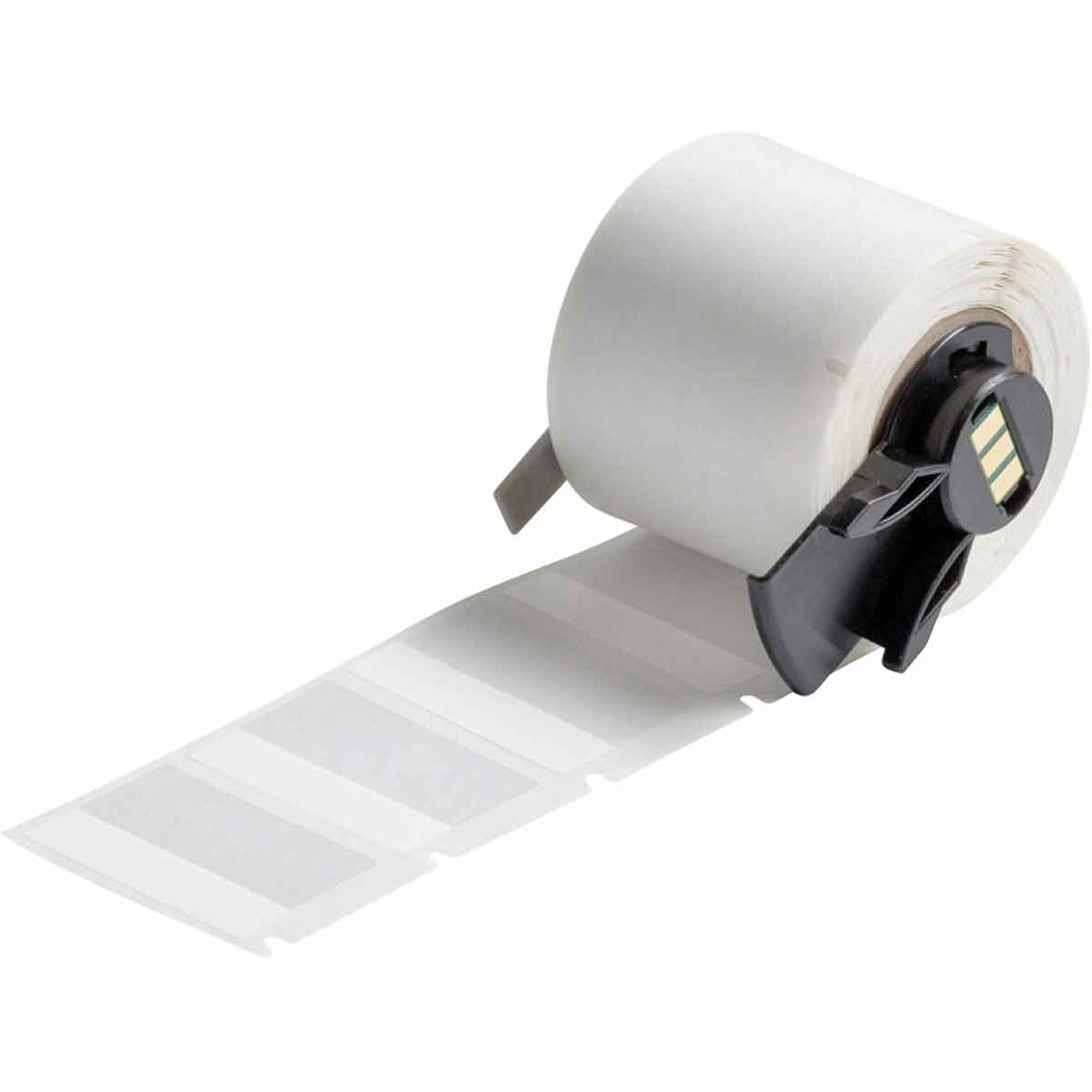 B-427 Self-Laminating Vinyl Brady PTL-30-427-AW TLS 2200 and TLS PC Link 1.5 Width x 0.75 Height 250 per Roll Matte Finish White Label
