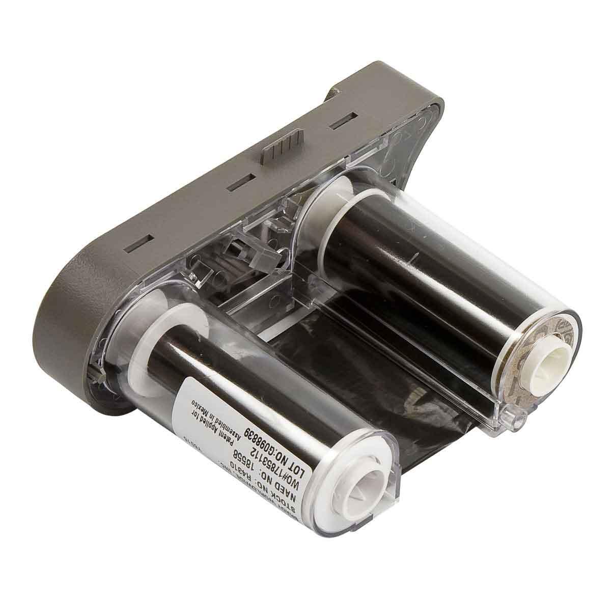 "Brady R4310 Black TLS2200 / TLS-PC Link Printer Ribbon, 2"" x 75'"