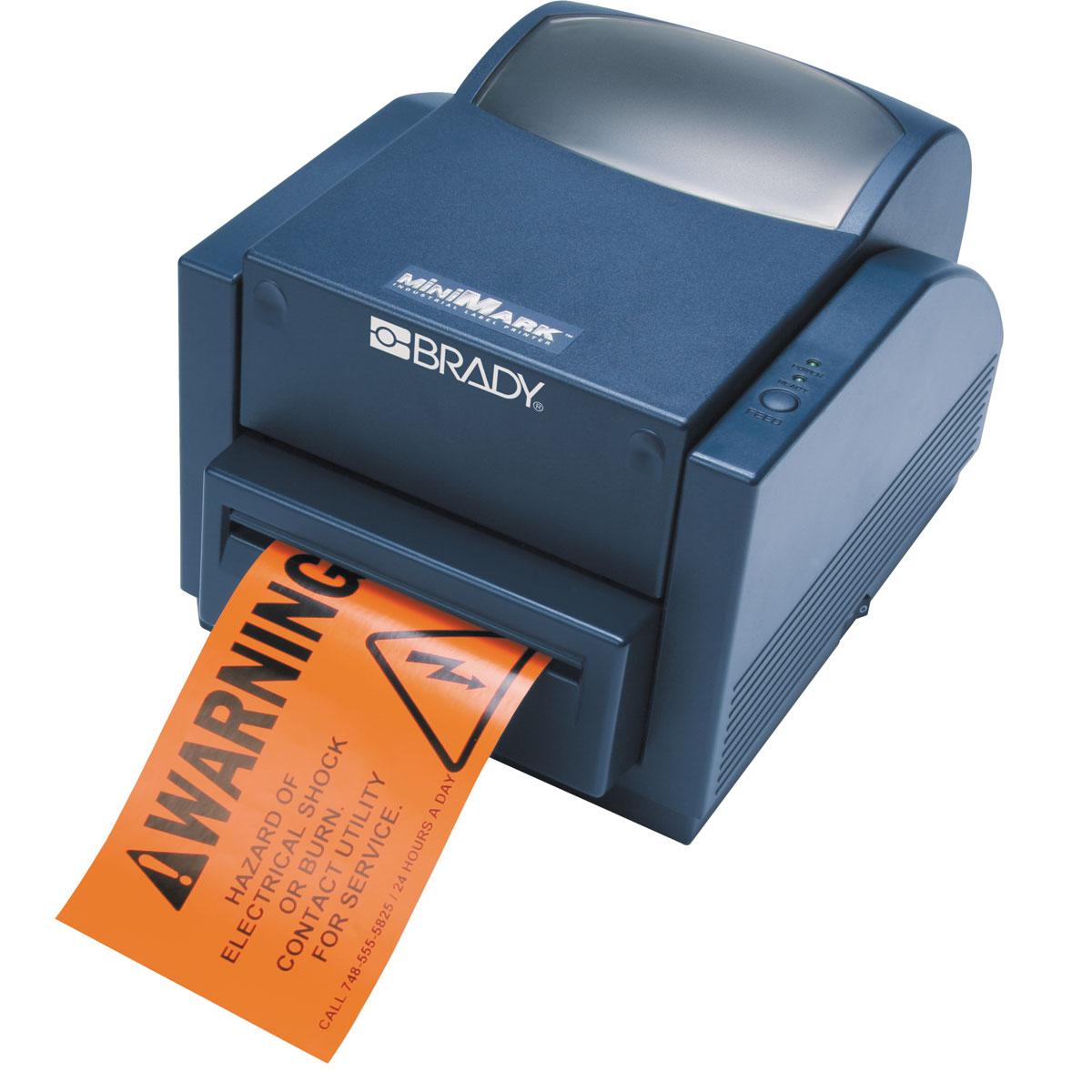 Refurbished MiniMark Industrial Label Maker - Limited Quantity Left