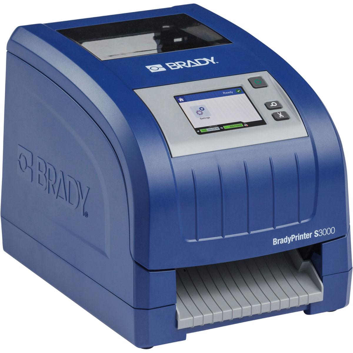 BradyPrinter S3000 Signs and Label Printer