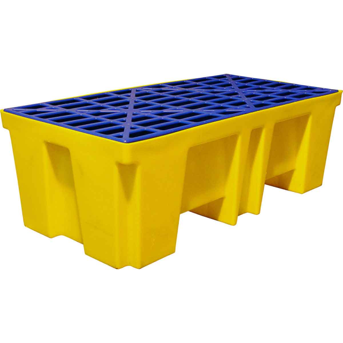 BRADY SC-DP2 2 Drum SpillContainment Pallet