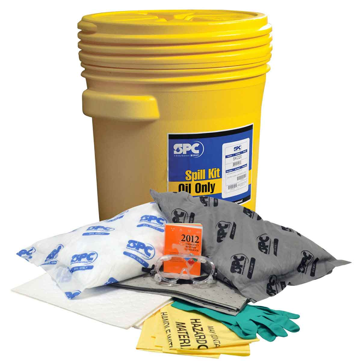 20 GALLON MIXED APPLICATION SPILL KIT