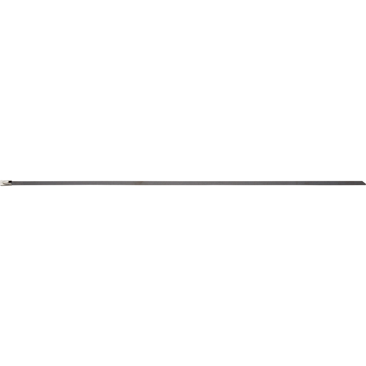 """B7316 STEEL CABLE TIE, 0.181x14.566"""""""