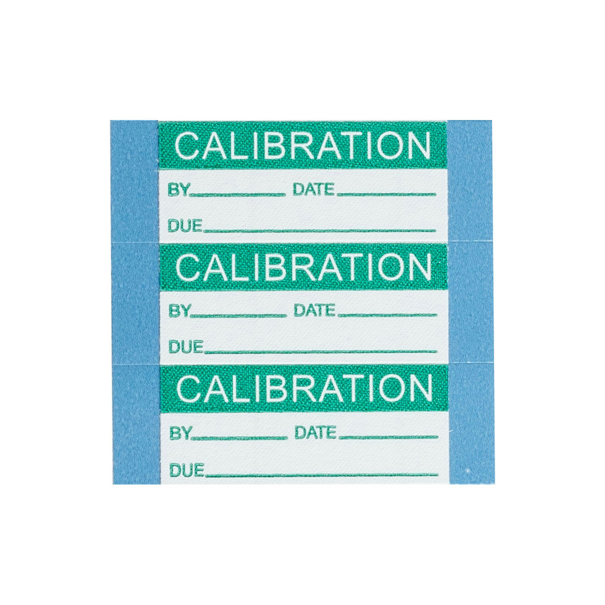 brady part wo 10 calibration labels. Black Bedroom Furniture Sets. Home Design Ideas