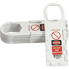 SCAFFTAG® White Holders-104111