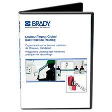 Lockout/Tagout Global Training Video DVD. Windows 2000 & XP Compatible-132426