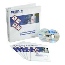 Hazard Communication Full Training Program Kit-132457