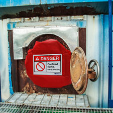 Confined Space Safety Covers