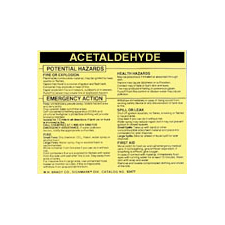 Hazardous Material Label-93475
