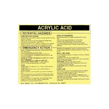 Hazardous Material Label-93481
