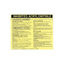 Hazardous Material Label-93482