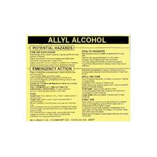 Hazardous Material Label-93483