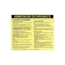 Hazardous Material Label-93488