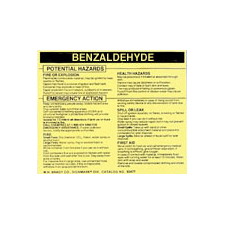 Hazardous Material Label-93493