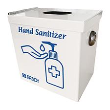 "Hand Sanitizer Lock Box - 5.25""x3.5"""