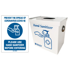 Hand Sanitizer Station Kit