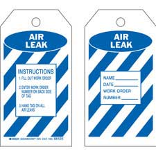 Air Leak Tags-86435