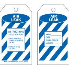 Air Leak Tags-86435